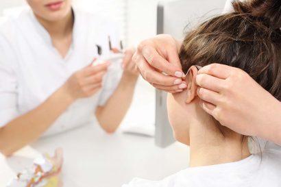 Ihr Weg zum Hörgerät