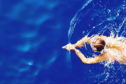 Schwimmschutz und Spritzwasserschutz