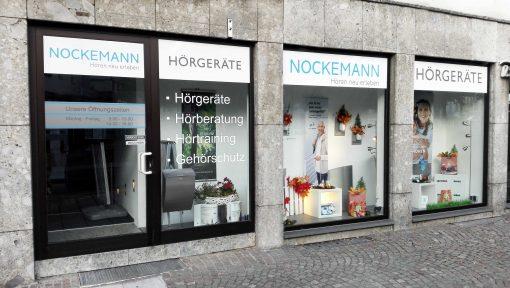 Nockemann Hörakustik in Plettenberg